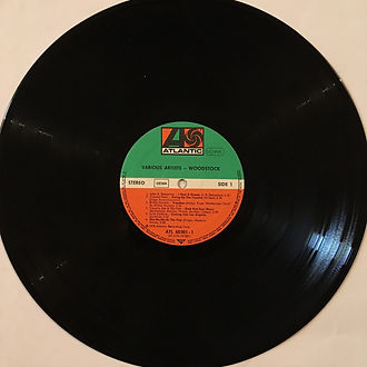 jimi hendrix rotily vinyls collector/woodstock 3lps germany