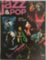 jimi hendrix magazine 1969/jazz & pop february 1969