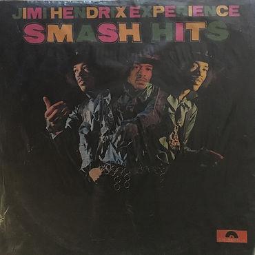 jimi hendrix rotily vinyls albums lp/ smash hits