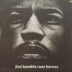jimi hendrix album vinyl /war heroes colombia