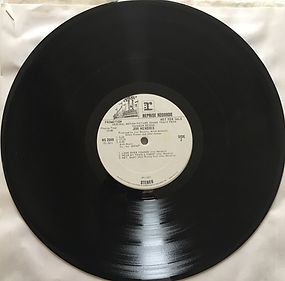 jimi hendrix vinyls albums/side 2/raindbow bridge white label 1971