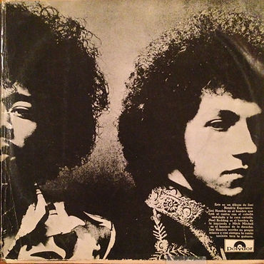 hendrix rotily vinyls /electric ladyland 1969 mexico