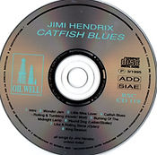 jimi hendrix collector cd bootlegs/catfish blues cd/oil well cd 1995