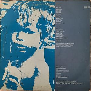 jimi hendrix collector vinyls LPs/backtrack 3/track record 1970