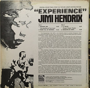 jimi hendrix vinyls albums LPs/experience 1971 italy