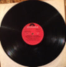 jimi hendrix vinyl album / side b : electric ladyland  uruguay
