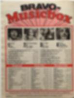 jimi hendrix magazine 1968/ bravo 18 november 1968