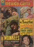 jimi hendrix magazines 1968/mexico canta may 1968