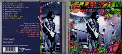 jimi hendrix collector cd bootlegs/in the studio jimi hendrix volume1