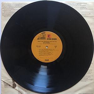 jimi hendrix vinyl album/ side 3 sound track recordings from the film jimi hendrix