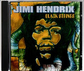jimi hendrix rotily cd collector/black strings
