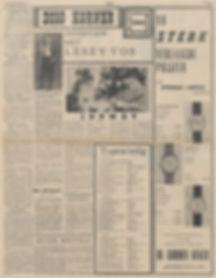 jimi hendrix newspapers 1967/amigoe di curaçao  march 17, 1967