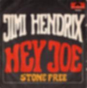 hendrix rotily vinyl/hey joe