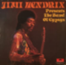 jimi hendrix collector vinyls /jimi hendrix presents the band of gypsys  1971 club-sonderauflage germany