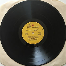 jimi hendrix vinyls albums/rainbow bridge 1971 england