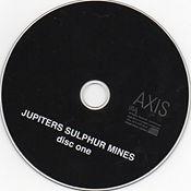 disc 1/jupiters sulphur mines/jimi hendrix bootlegs cd