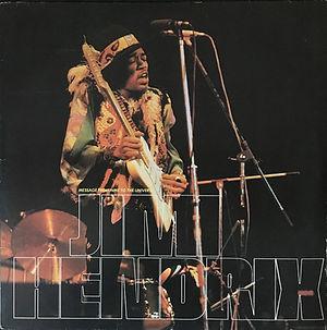 jimi hendrix vinyls albums lp / nine to the universe wea records 1980