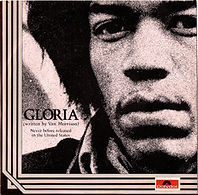 jimi hendrix collector singles/vinyls/gloria 1978 italy/in special bag volume2/the essential jimi hendrix