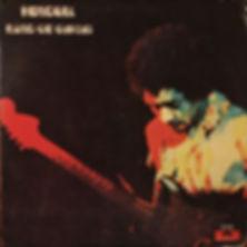 jimi hendrix rotily vinyls collector/band of  gypsys  venezuela 1970