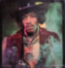 jimi hendrix rotily vinyl collector electric ladyland