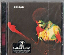 jimi hendrix cd family edition/band of gypsys 1997
