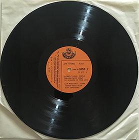 jimi hendrix vinyl bootleg albums/side 2 : smashing amps