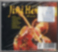 jimi hendrix cd/ and friends red  house