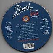 jimi hendrix cd bootlegs/jimi live/boxart