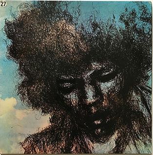 jimi hendrix vinyls lps albums/cry of love norway 1971