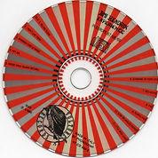 jimi hendrix bootleg cd/ disc 2  in europe 67/68/69
