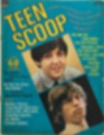 jimi hendrix magazine 1968/teen scoop january 1968