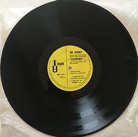 side a / experience 1971 brazil jimi hendrix album vinyls 1971 imagem