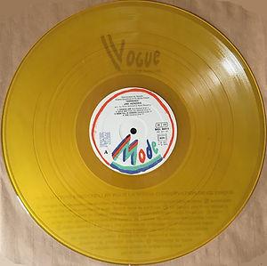 jimi hendrix vinyls album /experience : vogue france 1979 limited color edition