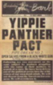 jim hendrix newspaper/berkeley barb october 4 1968