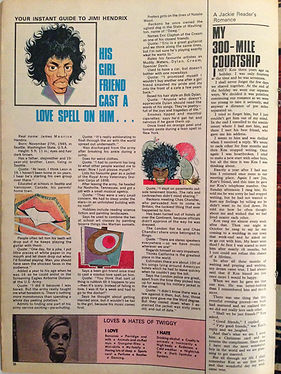 collector rotily magazine/jackie   19/8/67
