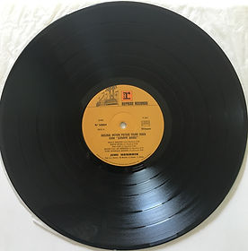 side a/rainbow bridge france jimi hendrix vinyls album 1973