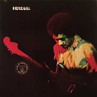 jimi hendrix collector vinyls /band of gypsys 3rd edition usa 1973