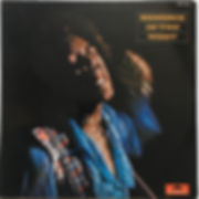 jimi hendrix vinyl album/in the west 1972 italy