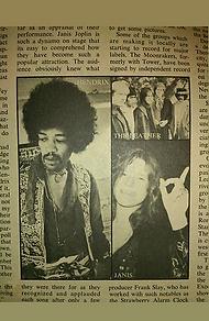 teenset february 1969/magazine jimi hendrix 1969