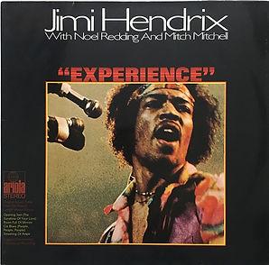 jimi hendrix vinyls albums/experience holland 1971