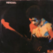 jimi hendrix rotily vinyls collector. turkey band of gypsys  1970