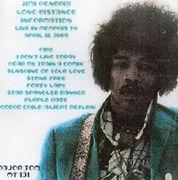 jimi hendrix cd bootlegs/long distance information/major tom mt132