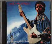 jimi hendrix rotily cd collector/public a saxophone