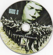 jimi hendrix bootlegs cd / protest songs from berkeley / disc 3