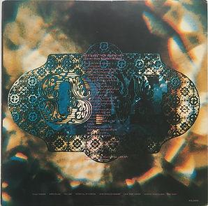 jimi hendrix album vinyl lp/rainbow bridge japan1971