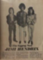jimi hendrix magazines 1970 / hit parajimi hendrix magazines 1970 / hit parader: january 1970 / the gypsy sunder: january 1970
