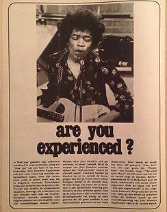 collector magazine/ muziek parade 8/67