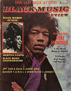 black music review 1969/