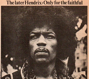 jimi hendrix newspapers 1973 /  review album