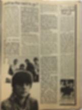 jimi hendrix magazine 1969/rave april 1969